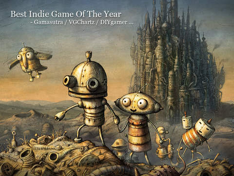 Machinarium iOS Screenshots