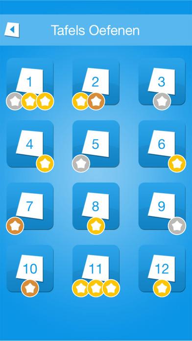 Tafels oefenen tafeldiploma app voor for Www tafel oefenen nl