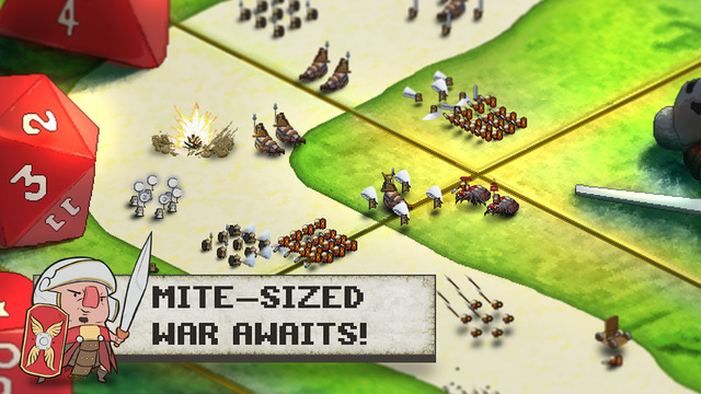 Romans In My Carpet! iOS