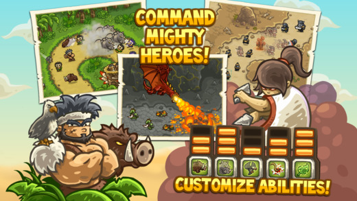 Kingdom Rush Frontiers iOS