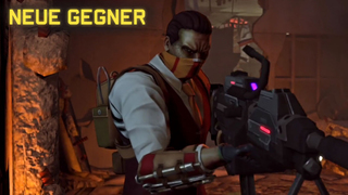 XCOM®: Enemy Within iOS Screenshots
