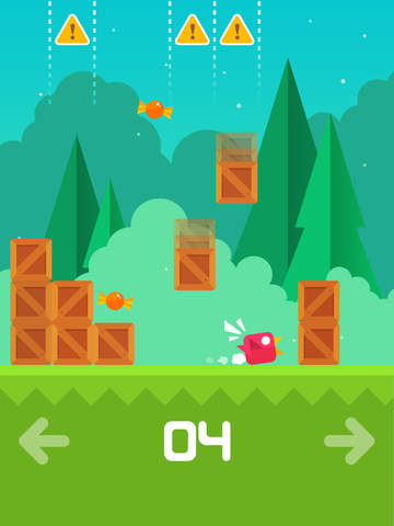 Run Bird Run iOS Screenshots