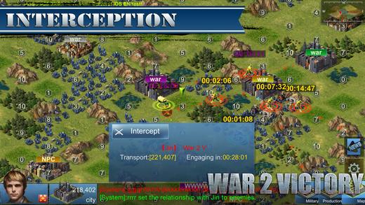 War 2 Victory Screenshot