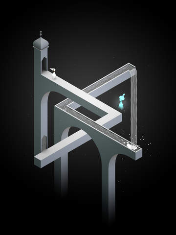 Monument Valley iPad
