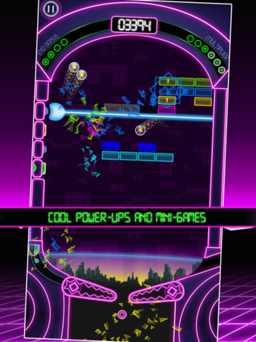 Pinball Breaker Forever iPhone iPad