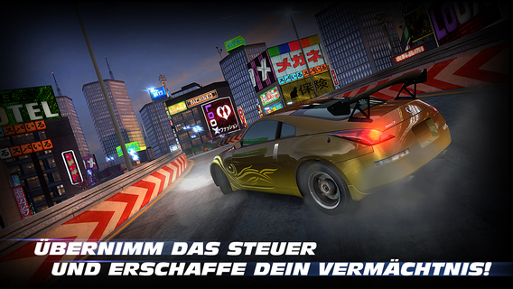 Fast & Furious: Legacy iPhone