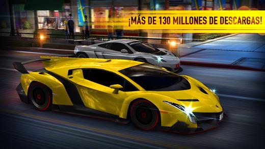 IOS-CSR Racing