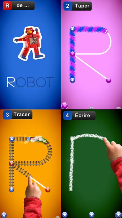 LetterSchool - Apprendre à écrire les lettres et les chiffres iPhone
