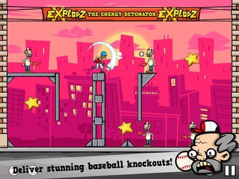 Baseball Riot iOS Screenshots