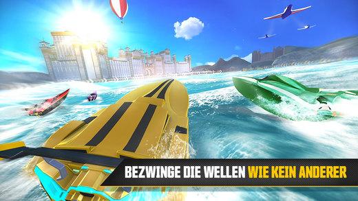 Driver Speedboat Paradise iPad