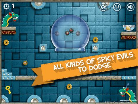 Screenshot 2 Dunky Dough Ball
