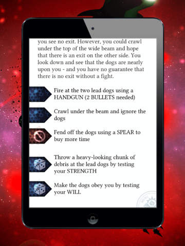 Heavy Metal Thunder - The Gamebook iOS