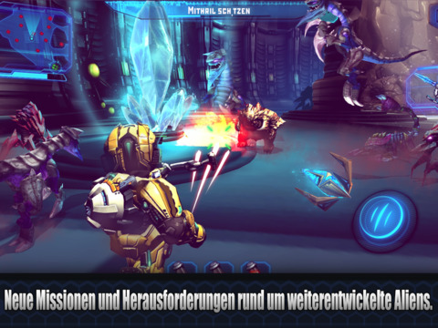 Star Warfare 2: Payback iOS Screenshots