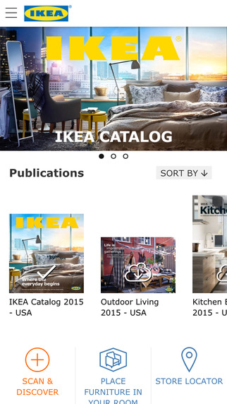 ikea catalogue on the app store on itunes. Black Bedroom Furniture Sets. Home Design Ideas