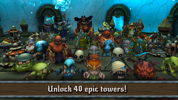Beast Towers iOS