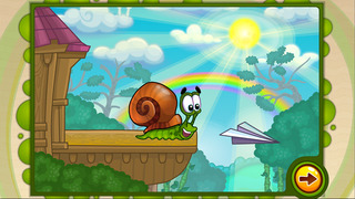 Snail Bob 2 Deluxe iOS Screenshots