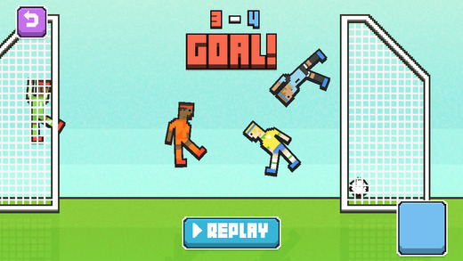 Soccer Physics iPhone iPad