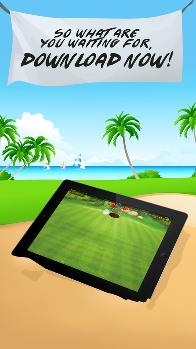 download Flick Golf Course Tour: Super Extreme Match apps 0