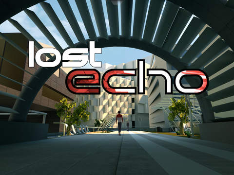 Lost Echo iOS Screenshots