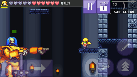 Cally's Caves 3 iOS