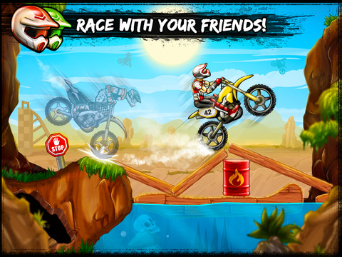Bike Rivals iPhone iPad