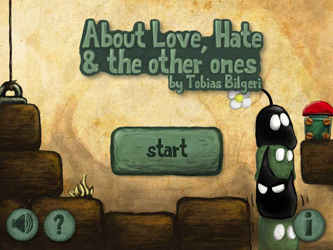 About Love, Hate and the other ones iOS Screenshots