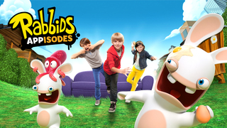 Rabbids Appisodes: Die interaktive TV-Show iOS Screenshots