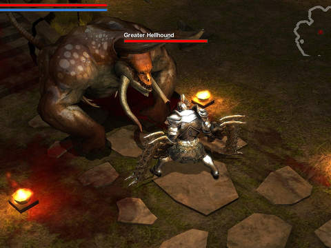 Ire:Blood Memory iOS Screenshots