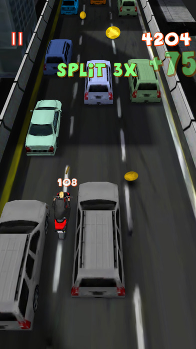 Lane Splitter Screenshot