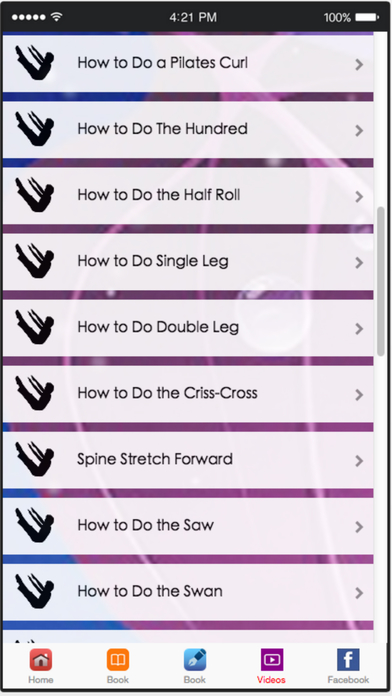 download Pilates Workout - Learn Pilates Moves For A Flat Belly apps 2