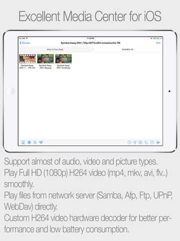 Snapshot 1 di BUZZ Player HD