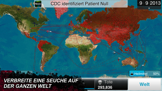 Plague Inc. iPhone iPad