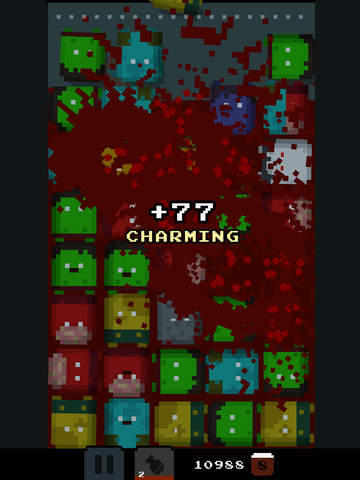 Zombiebucket iOS Screenshots