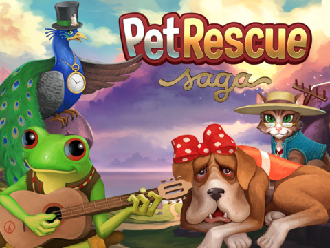 Screenshot 5 Pet Rescue Saga