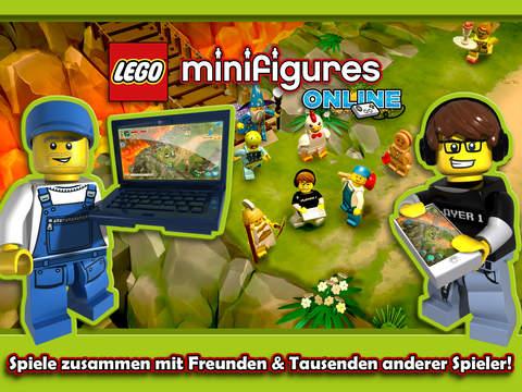 Screenshot 4 LEGO® Minifigures Online