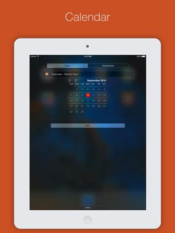 Wdgts - A Collection of Notification Center & Watch Widgets Screenshot