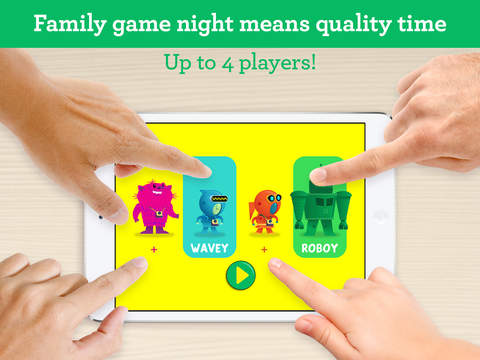 Space Adventure: A Family Board Game iPad
