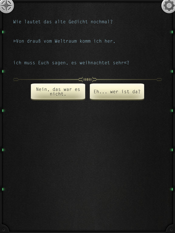 Lifeline: Stille Nacht Screenshot