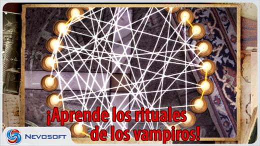 Vampireville: haunted castle adventure Screenshot