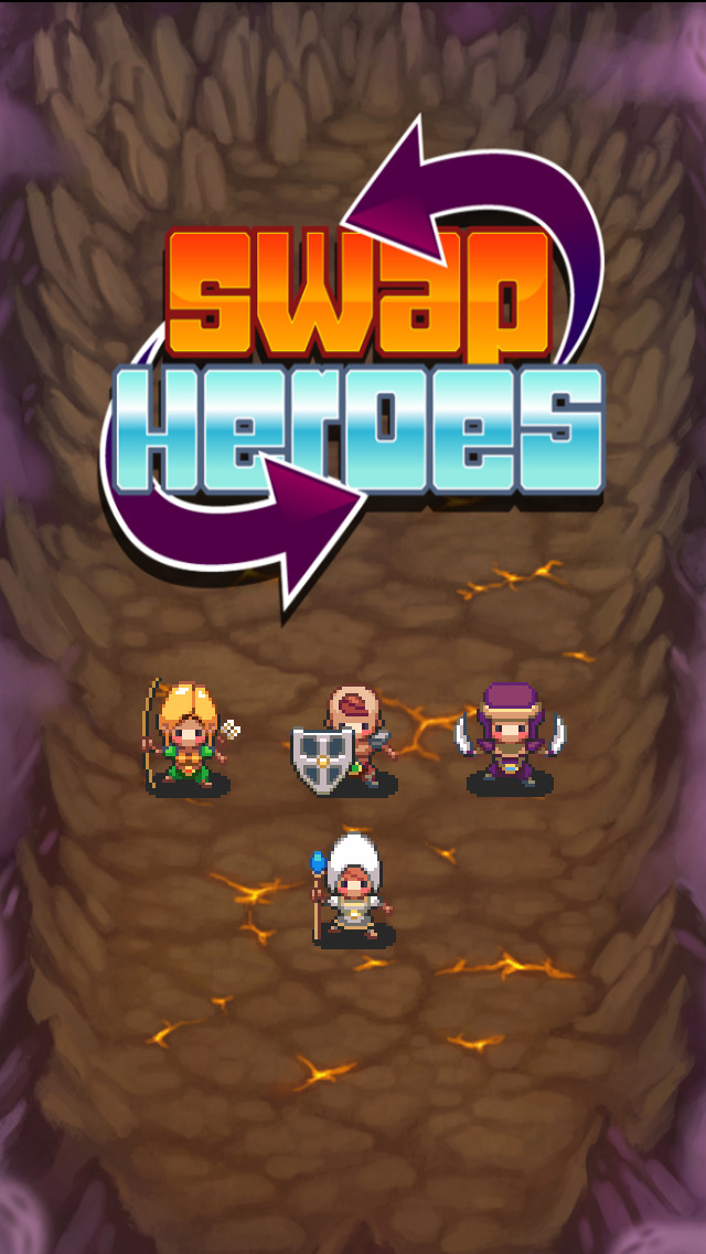 Swap Heroes iOS Screenshots
