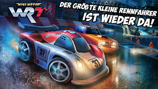 Mini Motor Racing WRT iOS Screenshots