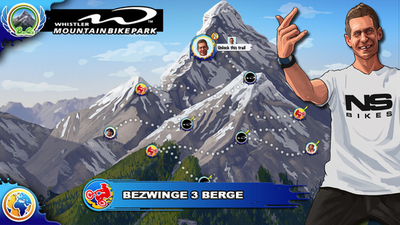 Mountain Biker iOS
