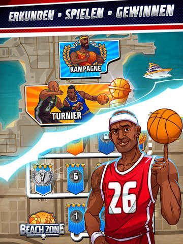 Screenshot 4 Rival Stars Basketball
