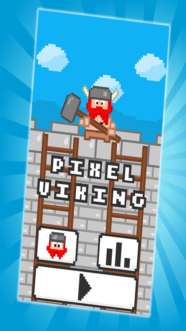 Pixel Viking iOS Screenshots