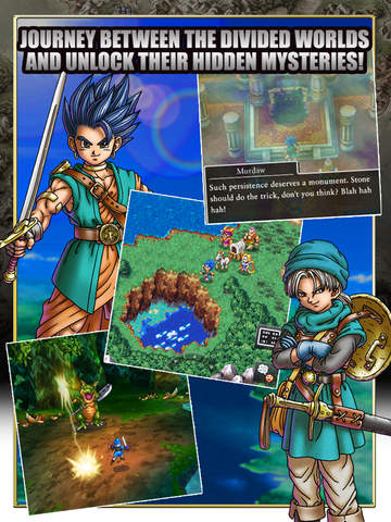 Dragon Quest VI iOS