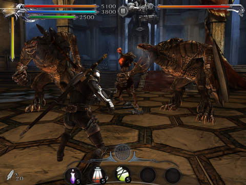 Joe Dever's Lone Wolf iOS