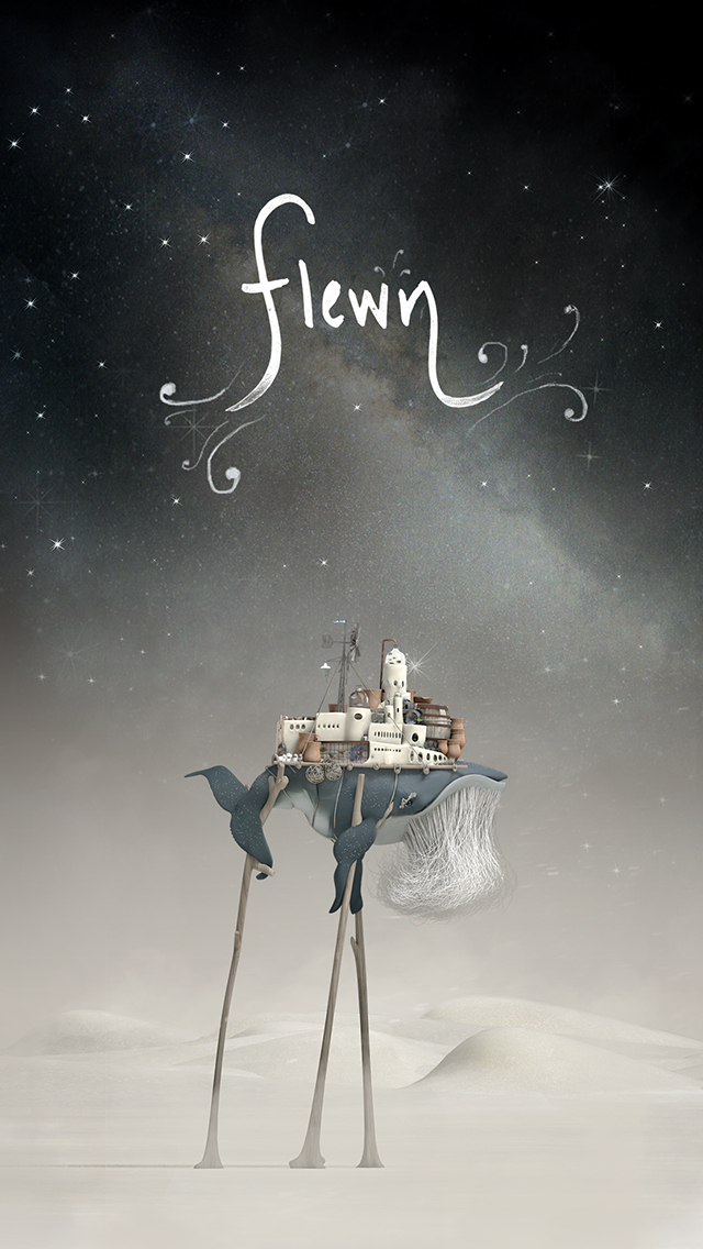 Flewn iOS Screenshots