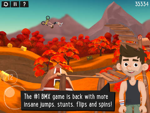 Pumped BMX 2 iOS
