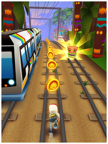 Subway Surfers iPhone iPad
