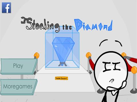 Stealing the diamond kostenlos spielen